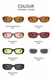 Óculos vintage retrô blogueirinha