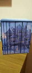 Box de Harry Potter completo