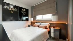 Apartamento Garden com 2 dormitórios à venda, 56 m² por R$ 219.000,00 - Novo Horizonte - S
