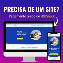 Título do anúncio: Você precisa de um site?