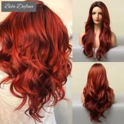 Título do anúncio: wig peruca varias cores