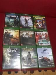 Jogos de Xbox One novos sem arranhão