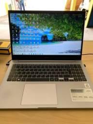 Notebook Samsung i3 SSD 256gb 8gb 1Tb HD