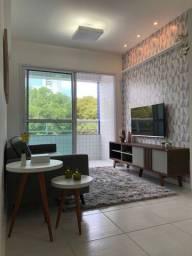 Título do anúncio: Primeira locação,  2 quartos sendo uma suite, mobilia nova zerada.