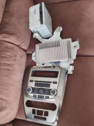 Título do anúncio: Vendo rádio completo original Ford fusion