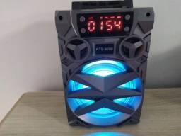 Caixa de som Bluetooth Big Sound KTS-909B