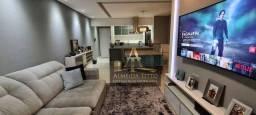 Belíssimo apartamento com 3 dormitórios à venda, 87 m² - condomínio Reserva do Alto - Baru