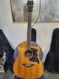 Título do anúncio: Violão Yamaha FGX-720sca
