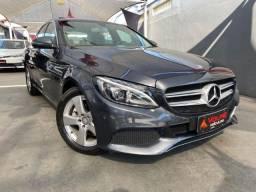 Título do anúncio: Mercedes Benz C200 Avantgarde 2.0 184cv + Teto solar