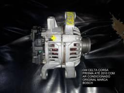 Alternador GM celta corsa prisma todos com ar condicionado