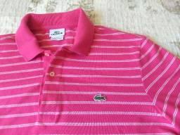 camisa polo lacoste masculino