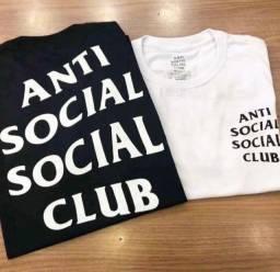 Camisa HIGH DIAMOND VANS RVCA ADIDAS NIKE ANTI SOCIAL SOCIAL CLUB