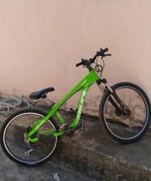 Título do anúncio: Bike hupi naja