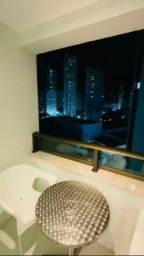 Alugo Apartamento no Beach Class Santa Maria, 02 quartos andar alto, nascente, FG