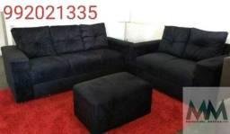 Conjunto sofá novo e barato