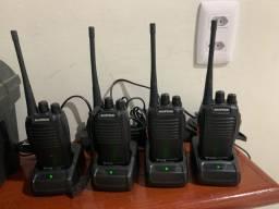 Rádio de comunicado