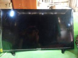 Título do anúncio: TV smart Samsung zerada 40 polegadas no plástico
