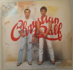 Título do anúncio: Lp Chrystian E Ralf 1993 Louco Por Ela, Vinil Com Encarte