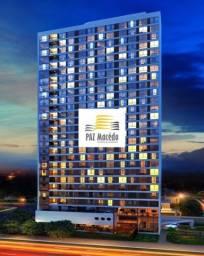 Título do anúncio: Apartamento 01 Quarto Tipo Flat no Pina com suíte,Lazer, proximo do Rio Mar.