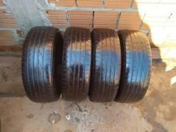 Rodas de ferro gm com pneus  aro 15