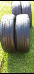 Título do anúncio: Vendo 4 pneus para ranger aro 17