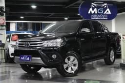 Título do anúncio: Toyota Hilux Cabine Dupla Hilux 2.8 TDI SRV CD 4x4 (Aut)