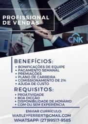 Título do anúncio: Contrata-se Vendedores / Com Experiencia.