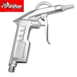 Pistola de Ar para Limpeza.