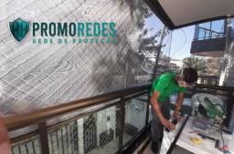 Telas e redes de proteção é na promoredes