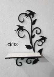 Título do anúncio: Floreiras de ferro
