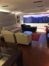 Apartamento com 4 dormitórios para alugar, 155 m² por R$ 7.425,00/mês - Edifício Alpha Clu