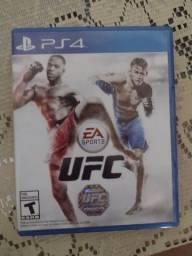 Título do anúncio: UFC PS4