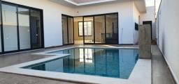 Título do anúncio: Casa Nova Térrea - 03 Suítes - 245m² - Condomínio Florais do Valle - Cuiabá - MT