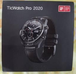 Título do anúncio: Relógio Smartwatch Ticwatch Pro - Preto - 1,39 - Wear Os