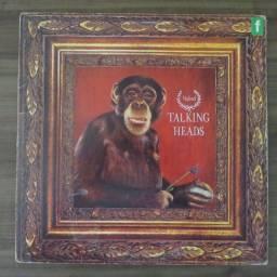 Título do anúncio: LP Disco De Vinil Talking Heads - Naked *com encartes