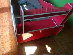 Cama infantil carro da Ferrari
