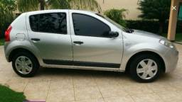 Sandero 1.6 8v Completo!!! - 2009