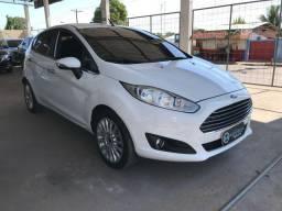 Ford Fiesta Titanium 1.6 Automático - 2016