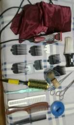 Maquinario de barbeiro