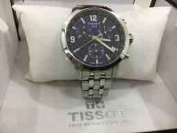 3873e71d524 Relógio Tissot Prc 200 Fundo azul