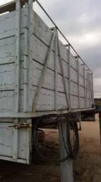 Gaiola para transporte bovino