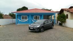 Alugo excelente casa para temporada na praia do sonho a 200 metros da praia