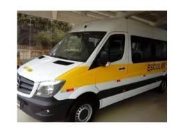 Sprinter Escolar Extra Longa Com Ar Frontal 415 - 2019