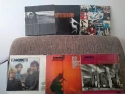 LP's U2 - lote com 6 discos comprar usado  Belo Horizonte