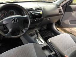 Honda Civic Lx 2006 automático - 2006