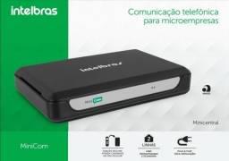 PABX intelbras Minicom - 2 linhas 7 ramais, usado comprar usado  Vitória