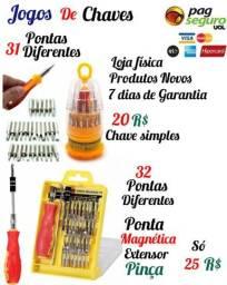 Jogo de chave Para Celular e Aparelhos eletrônicos etc. Leia comprar usado  Manaus