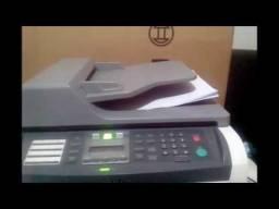 Multifuncional Laser Ricoh Sp3200Sf Copiadora Impressora e Digitalizadora Duplex