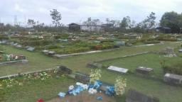 Vendo sepultura perpétua no cemitério Park de Manaus ela é dupla valor á combina