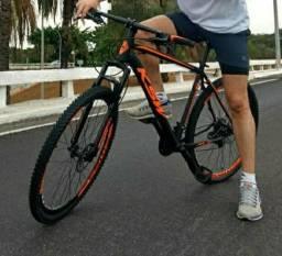 Bicicleta Aro 29 KSW XLT 24v - Laranja